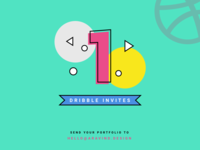 One more Dribbble invite