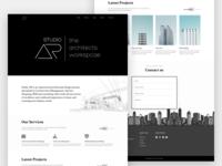 Studio AR - The architects' workspace