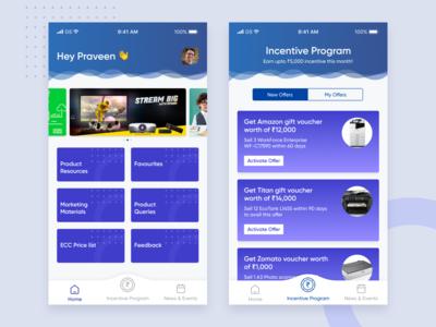 Business Partner App
