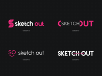 Sketch Out Logo Concepts