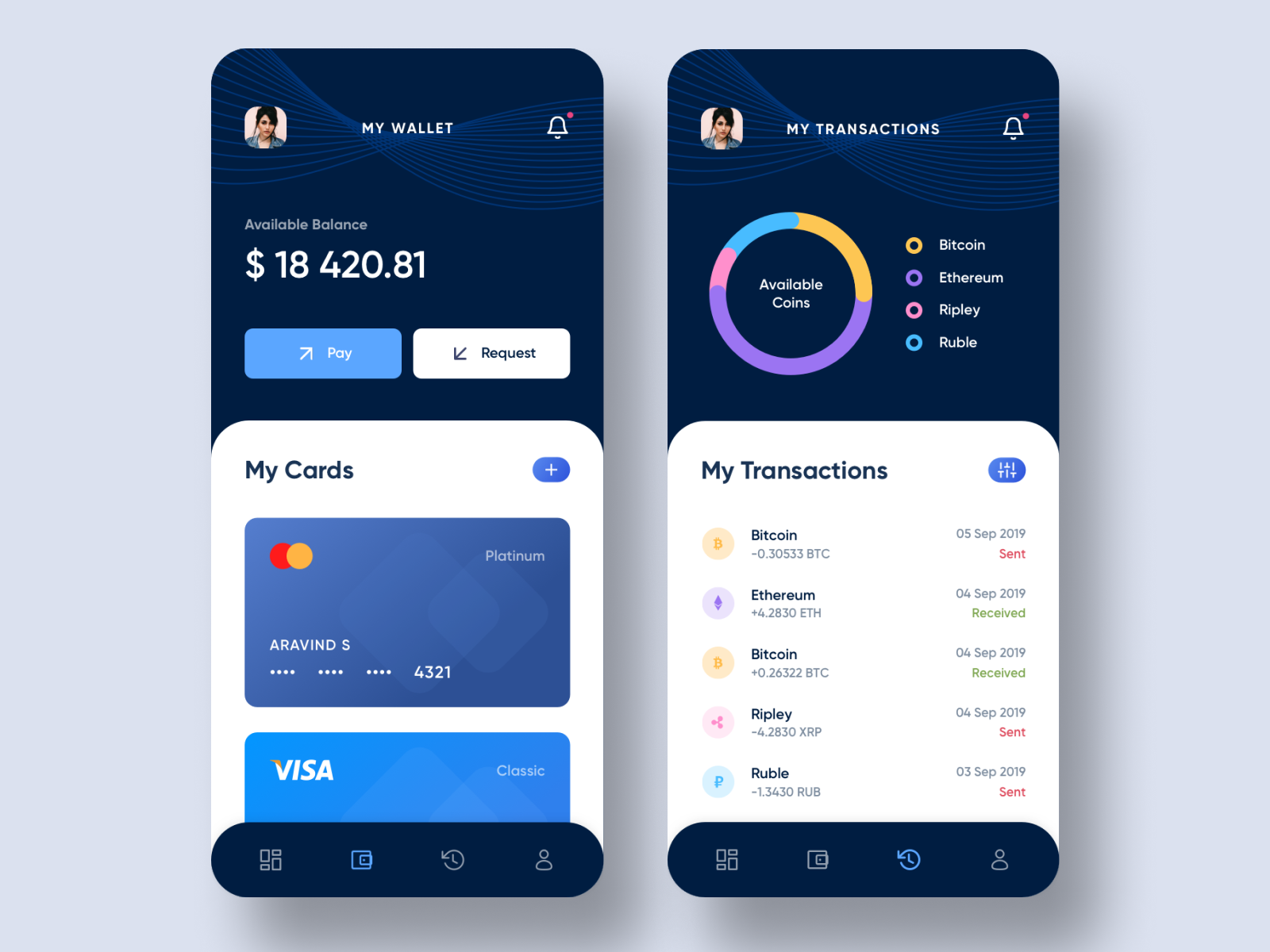 cryptocurrency wallet app ripple