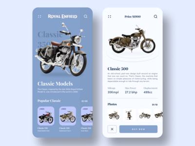 Bike App Concept