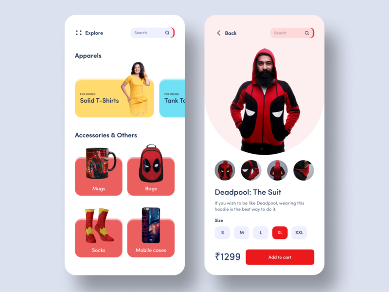 Apparels & Accessories Store fashion shop cart ecommerce shop ecommerce product detail mobile cases socks mugs bags hoodies tank tops tshirt apparel accessories fashion apparels