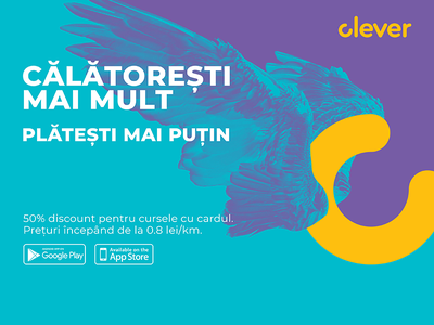 Clever-1 clever advertising clever app ooh