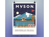 MVSON - Christmas at the Mill