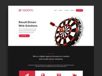 Radon5 - Agency Webpage