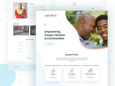 Webdesign for Therapy Practice