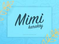 New branding for mimi