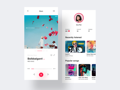 Music Player music album spotify tidal app ios player music
