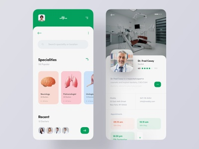 Meddy iphonex ios appointment doctor healthcare medical app