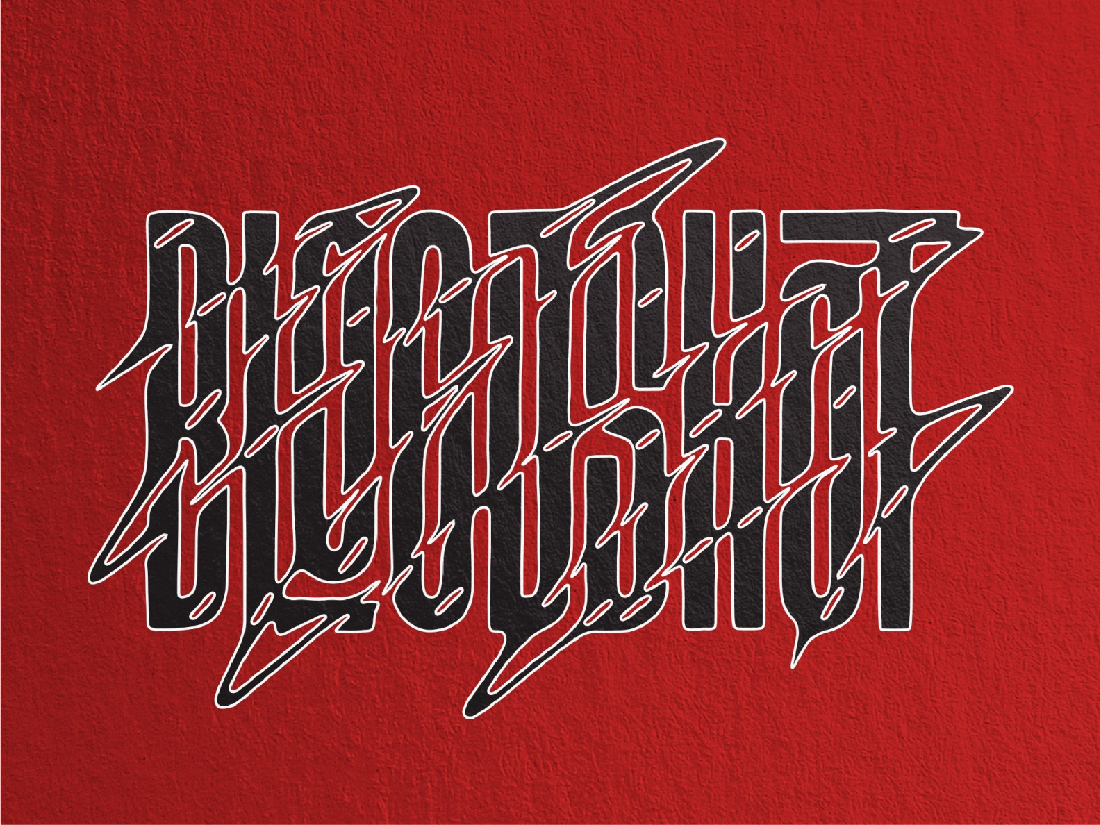 Bloodshot digital dribbble 1