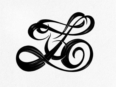 Z Flourish 2.0 Inked