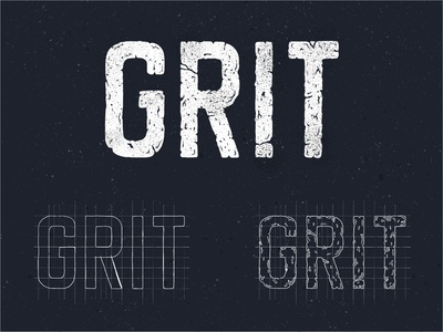 Grit WIP Collage