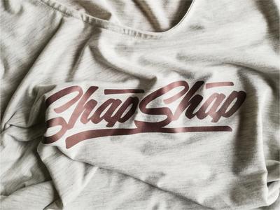 Shap Shap - Printed