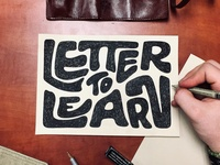 Letter to Learn