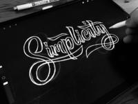 Simplicity WIP Sketch