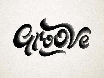 Groove Painting shading groove digital painting apple pencil ipad pro art ipad pro procreate design texture illustration calligraphy hand lettering type design lettering typography