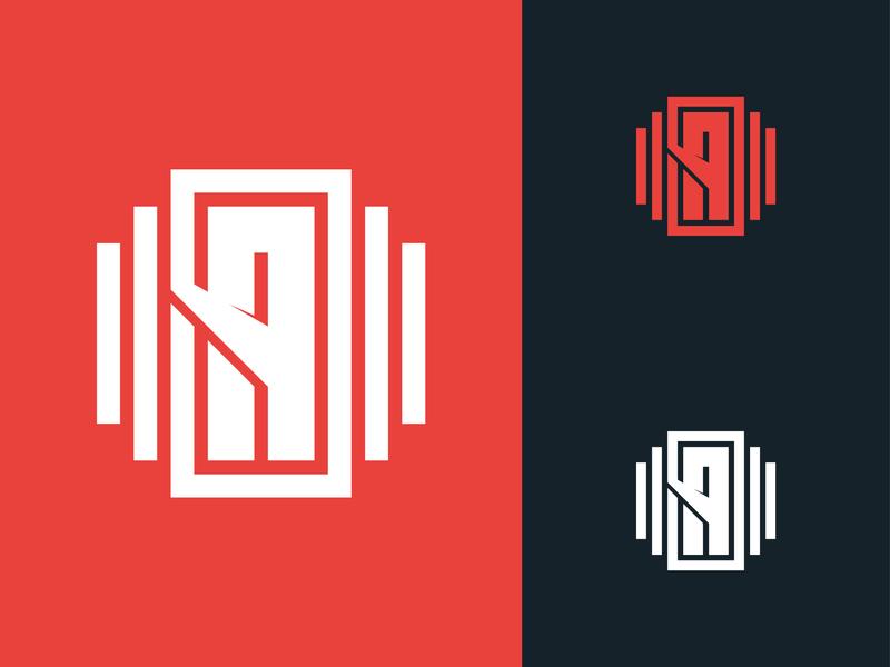 Animate Logomark Colour Showcase icon logomark colour combination colours branding logo ipad pro art ipad pro procreate design illustration hand lettering type design lettering typography
