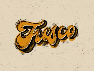 Fresco Script - Adobe Fresco Prerelease Artwork