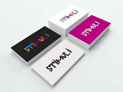 Stimuli | Brand tangram golden ratio design marca branding