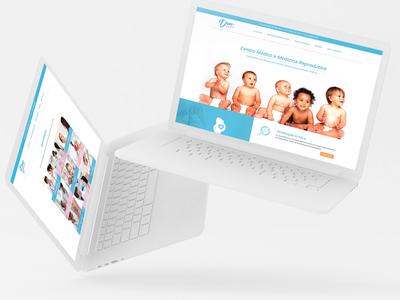 DatBaby | Website web design creative ui design