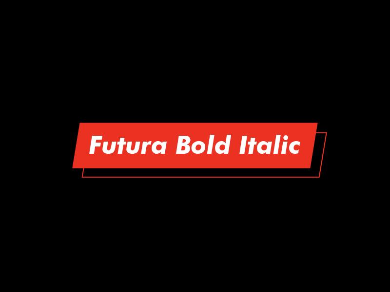 Supreme Revealed fashion supreme red logo italic iconic icon futura bold