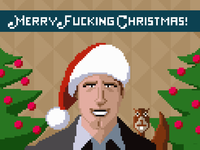 Pixelated Earl Griswold