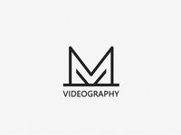 M. V. Videography - Logo