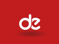 Decolor Logo Design Concept