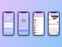 Chatting App Concept
