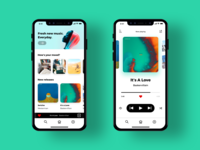 Music App | Exploration