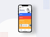 Discover | New Music App