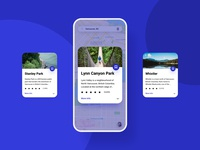 Discover Tourist Attractions | Concept