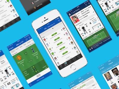 Premier League Live iOS 7 update