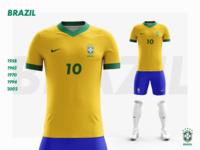 Brazil - World Cup 2018