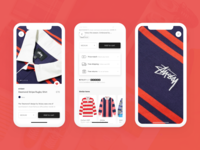 Thread app - Product page