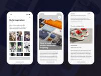 Thread app - Tips & setup
