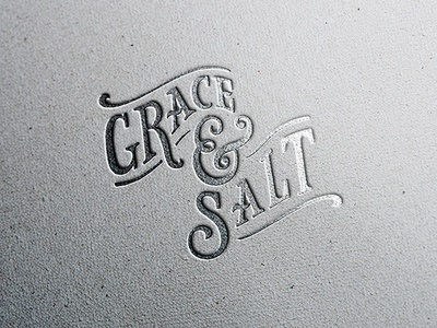 Grace & Salt Logo