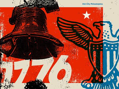 Old City liberty bell merica 1776 philadelphia old city