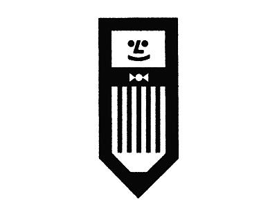 Mr. Doodle logo pencil daily doodle