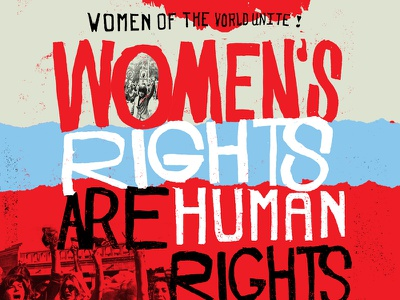 Women's Rights trump sucks protest human rights womens rights illustration daily doodle