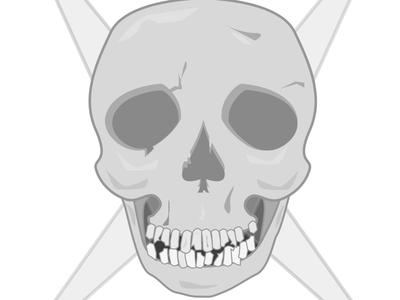 Vector Skull 2 vector skull