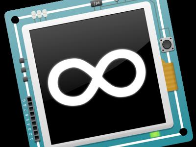 Cocoaduino Pre Final icon illustration inkscape