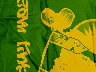 Team Link NH t-shirt inkscape