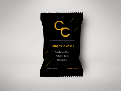Composite Cases packaging