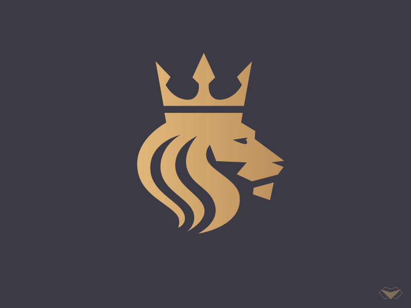 Royal Logo by visual curve on Dribbble
