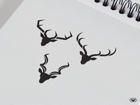 Deer Logo Versions