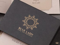 Blue Lady Logo