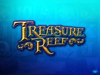 Treasure Reef Game Logo & UI/ UX