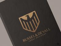 Russel & Devall - Legal Advisory Logo & Branding
